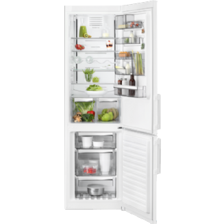 AEG Frost Free Freestanding Fridge Freezer 200.5 cm A++ RCB53724VW